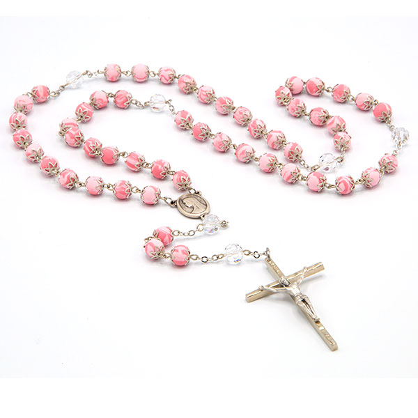 family rosaries, rosaries from flowers, custom keepsake gifts, custom religious gifts, handmade religious gifts