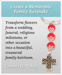 rosaries from flowers, rosaries made from flowers, rosaries from flowers Boston, rosaries made from flowers Massachusetts